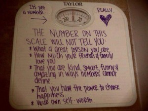 scale with words